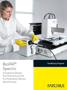 BioPAT® Spectro: A Quality by Design Tool That Unlocks the Full Potential of Raman Spectroscopy - Sartorius Croatia