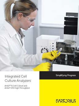 Integrated Cell Culture Analyzers - Sartorius Croatia