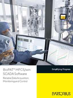 BioPAT® MFCS/win SCADA Software: Reliable Data Acquisition, Monitoring and Control - Sartorius Croatia