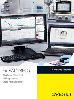 BioPAT® MFCS: The New Standard in Bioprocess Data Management - Sartorius Croatia